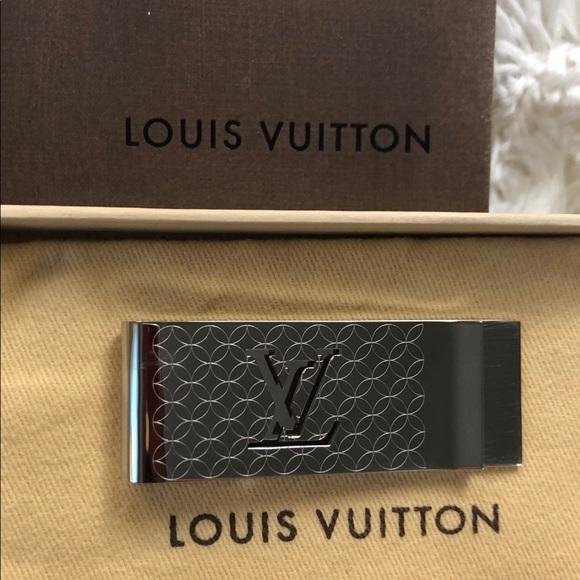 af5fa0494f5b Louis Vuitton Other - Louis Vuitton Bill Clip (Men s)